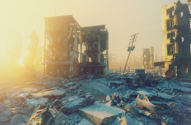 Koniec świata może nastąpić w 2050 roku.