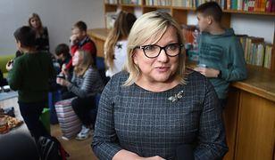 Beata Kempra poinformowała, że Polska na pomoc dla uchodźców w Grecji przekazała milion złotych