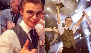 Sukces Polaka! Wygrał Eurowizję Młodych Muzyków!