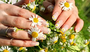 """Paznokcie """"daisy nails"""". TOP 5 inspiracji z Instagrama"""
