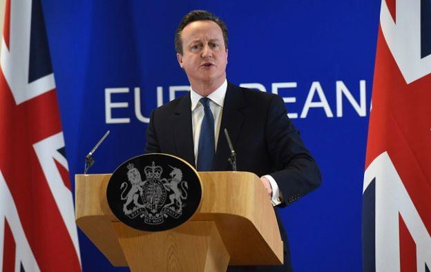 David Cameron: referendum ws. przyszłości Wielkiej Brytanii w UE odbędzie się 23 czerwca