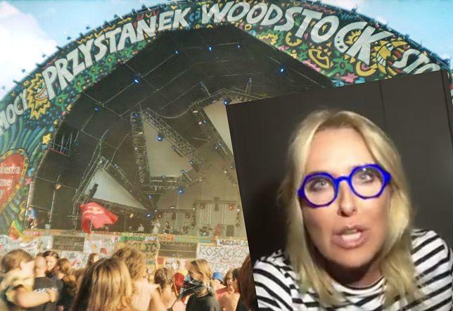 """""""Woodstock to podwyższone ryzyko"""". Młynarska powiedziała, co myśli na temat festiwalu"""