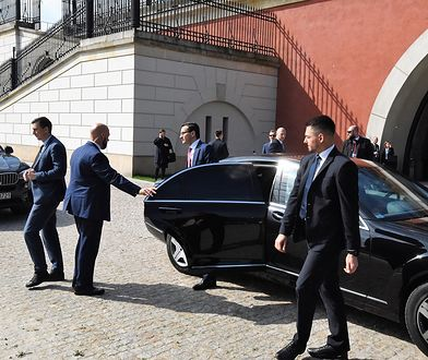SOP wybrało luksusowe limuzyny. Wśród nich trzy BMW za milion złotych