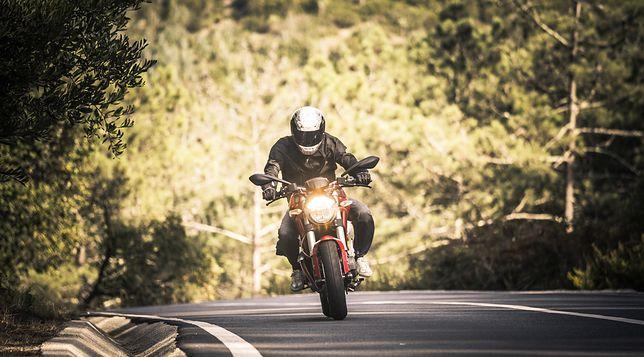 Zakup motocykla to tylko część wydatków.