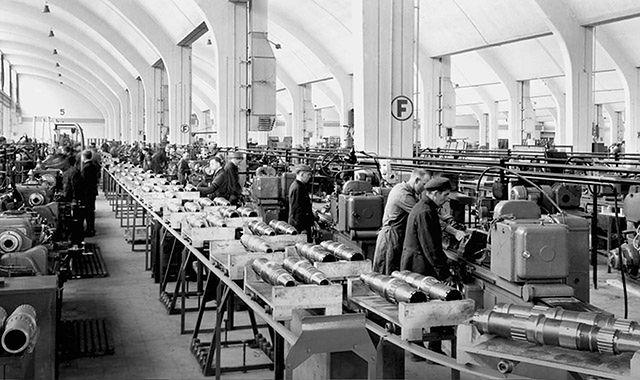 BMW przeprasza za wykorzystywanie przymusowych pracowników w III Rzeszy