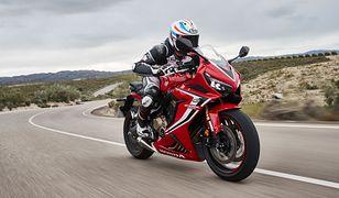 Sprzedaż nowych motocykli rośnie. Lipiec był rekordowy