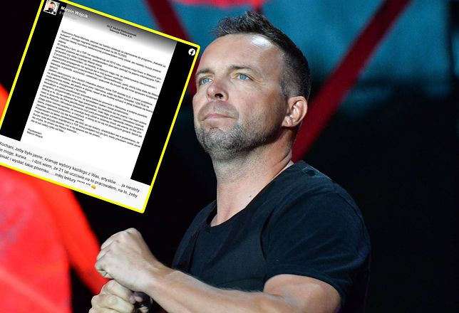 Marcin Wójcik ma dość i upublicznia swój list do TVP