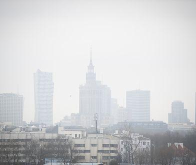 Warszawa. Ryzyko przekroczenia poziomu benzoapirenu w pyle. Jest komunikat