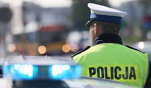 Funkcjonariusze ścigali fałszywego policjanta w Grodzisku Mazowieckim