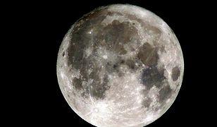 Superksiężyc na polskim niebie. Zobaczcie zdjęcia z Pełni Bobra