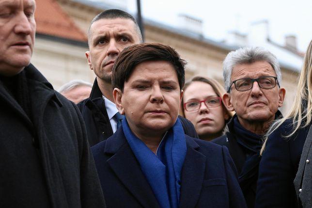 """Szydło nazwała Macierewicza """"dobrym fachowcem"""""""