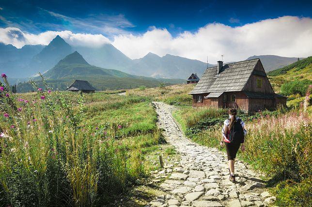 Największe atrakcje polskich gór - Hala Gąsienicowa