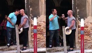 Turysta w Wenecji zaatakował gondoliera. Wszystko z powodu selfie