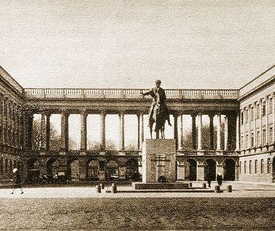 Tajemnice Pałacu Saskiego. Co kryją piwnice, śmietniki i latryny