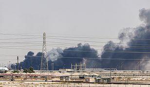 Arabia Saudyjska. Atak na rafinerię koncernu Aramco