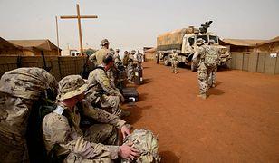 Baza sił ONZ w Mali
