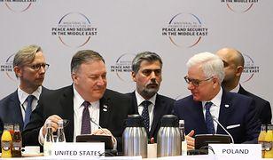 Sekretarz Stanu Mike Pompeo przestrzegał Polskę przed wpływami chińskich firm