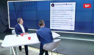 Wybory parlamentarne 2019. Wpis o psie Jaruzelskiej wywołał burzę