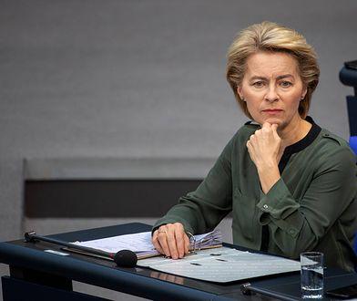 Ursula von der Leyen została kandydatką na szefa Komisji Europejskiej