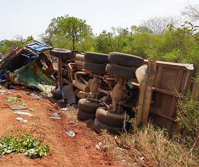 Mali. Co najmniej 20 osób zginęło w wypadku na południu kraju