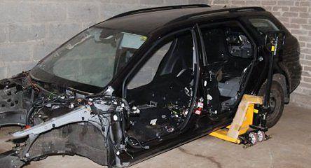 Siatka złodziei samochodów wpadła na gorącym uczynku