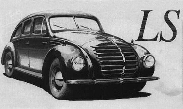 Lux-Sport: polskie auto, które mogło stać się legendą