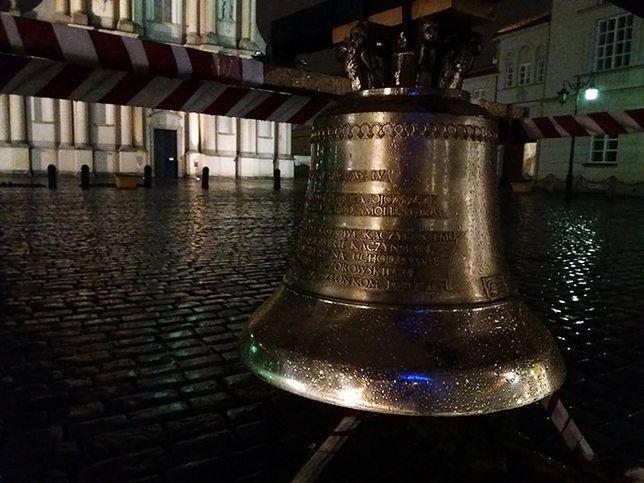 Nietypowa instalacja na Krakowskim Przedmieściu. Kto już ją widział?