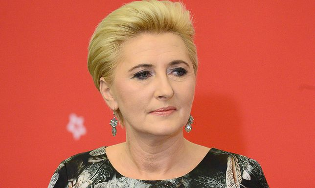 Pierwsza dama spotkała się na Litwie z siostrą zakonną.
