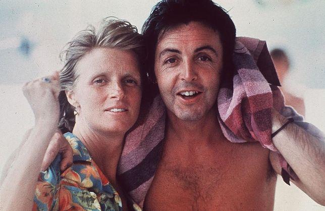 Linda McCartney - nieznana artystka