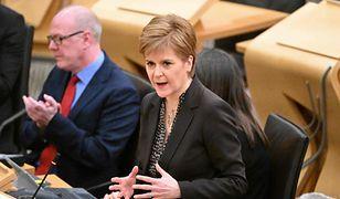 Premier Szkocji zapowiada niepodległość swojego kraju.