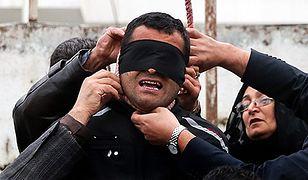 Wstrzymana egzekucja w Iranie