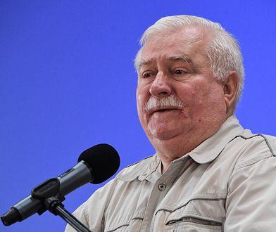 Były prezydent ostrzega przed pozwami. Jest oświadczenie Instytutu Lecha Wałęsy