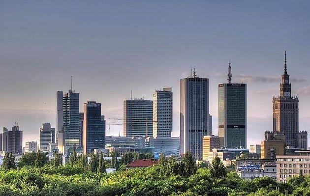 Najwyższe polskie budynki
