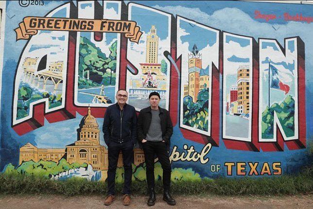 Ewan McGregor pozdrawia z Teksasu.