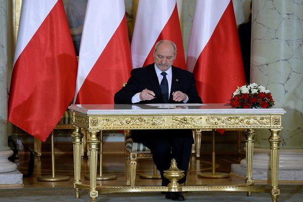 Antoni Macierewicz spotka sięd dziś z ministrami obrony państw UE