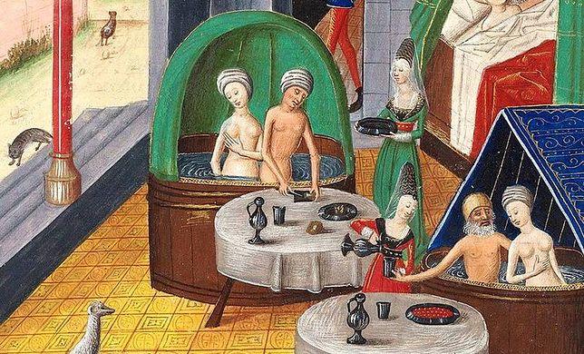 Czy kobiety w wiekach średnich zarastały brudem? Te pobożne tak!