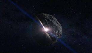 Szansa zderzenia z Ziemią jest niewielka, ale naukowcy nie ignorują zagrożenia