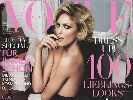 Koniec z chudymi modelkami w Vogue