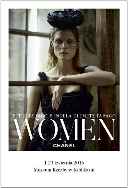 """Wystawa """"Women in Chanel"""" w Królikarni"""