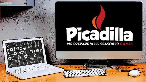 Polscy twórcy gier od A do Z: Picadilla