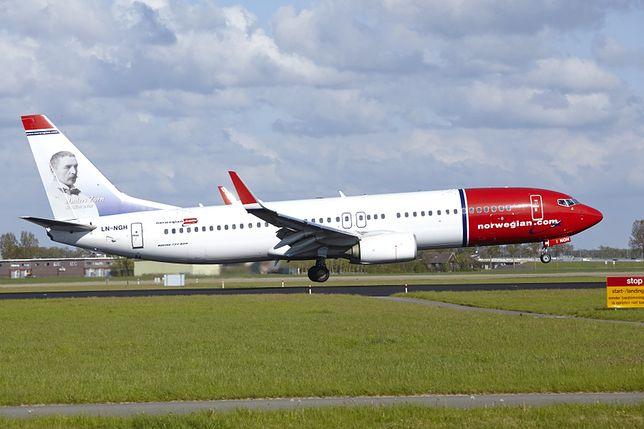 Tanie linie lotnicze - Norwegian