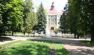 Polanica-Zdrój słynie z imponującego kompleksu uzdrowiskowego Wielka Pieniawa