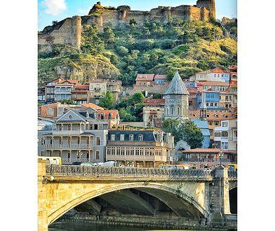 Tbilisi - egzotyczna stolica Gruzji
