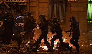 Zamieszki w Katalonii. Tania Biscarri i Laia doświadczyły protestów w Barcelonie