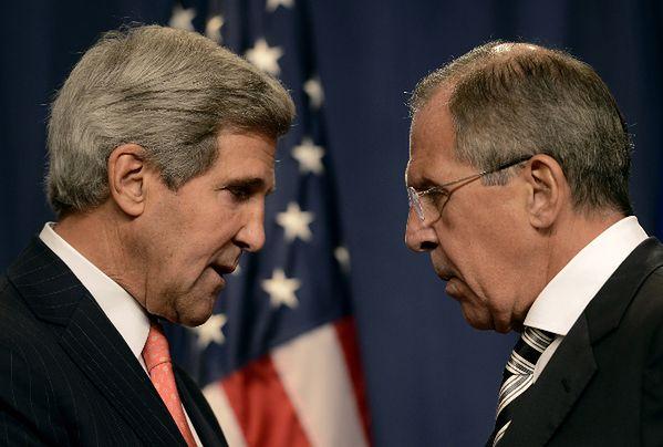 Bez przełomu po rozmowach Kerry'ego z Ławrowem