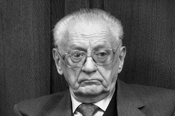 Gen. Florian Siwicki (fot. arch. z 2008 r.)