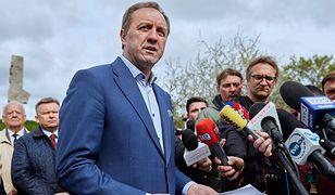 Marszałek województwa pomorskiego Mieczysław Struk wyjaśnił, czego dotyczyły zarzuty