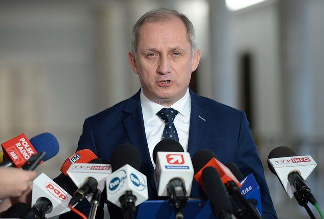 Marek Kuchciński ukarał posłów za protest w Sejmie
