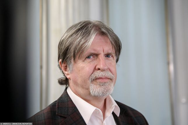 Andrzej Sośnierz, poseł klubu PiS, polityk Porozumienia i były szef NFZ