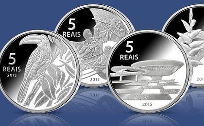 Brazylijska waluta jest coraz mocniejsza. To skutek Igrzysk w Rio?
